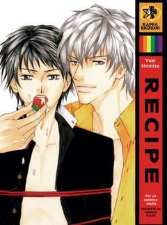 Copertina Shonen Ai / Boys Love / Yaoi n. - RECIPE, KAPPA EDIZIONI