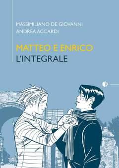 Copertina Graphic Novel n. - MATTEO E ENRICO - L'INTEGRALE, KAPPALAB