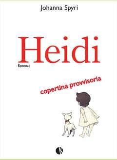 Copertina HEIDI n. - HEIDI, KAPPALAB
