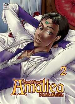 Copertina SWORD PRINCESS AMALTEA n.2 - SWORD PRINCESS AMALTEA, KASAOBAKE