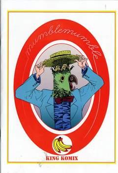 Copertina MUMBLE MUMBLE n.1 - MUMBLE MUMBLE, KING KOMIX