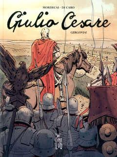 Copertina GIULIO CESARE n.1 - GERGOVIA!, KLEINER FLUG