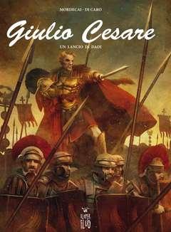 Copertina GIULIO CESARE n.2 - GERGOVIA!, KLEINER FLUG