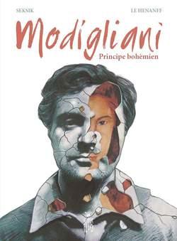 Copertina MODIGLIANI n. - MODIGLIANI, KLEINER FLUG