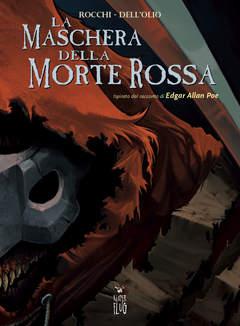 Copertina Narrativa fra le nuvole n.7 - La maschera della Morte Rossa, KLEINER FLUG