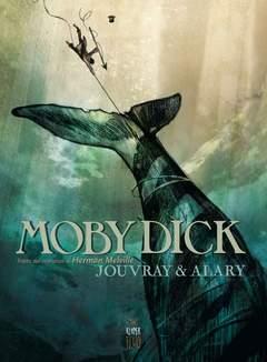 Copertina Narrativa fra le nuvole n.6 - Moby Dick, KLEINER FLUG