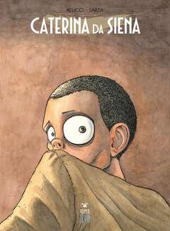 Copertina PRODIGI FRA LE NUVOLE n.13 - CATERINA DA SIENA, KLEINER FLUG