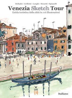 Copertina Viaggi fra le nuvole n.1 - Venezia Sketch Tour, KLEINER FLUG