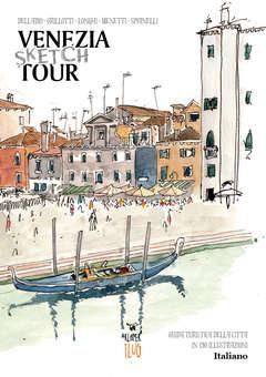 Copertina Viaggi fra le nuvole n.1 - VENEZIA SKETCH TOUR Nuova Ed., KLEINER FLUG
