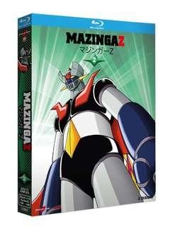 Copertina Animazione giapponese n.3 - Mazinga Z #02 (3 Blu-Ray), KOCH MEDIA