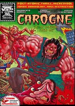 Copertina CAROGNE n.Unico - Carogne, KRAKATOA INKORPORESCION