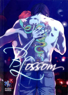 Copertina BLOSSOM n. - BLOSSOM, KYODAI MANGA