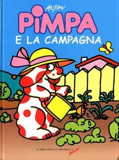 Copertina BIBLIOTECA DI REPUBBLICA n.4 - PIMPA E LA CAMPAGNA, L'ESPRESSO