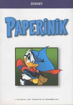 Copertina FUMETTO DI REPUBBLICA n.31 - PAPERINIK, L'ESPRESSO