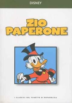 Copertina FUMETTO DI REPUBBLICA n.35 - ZIO PAPERONE, L'ESPRESSO