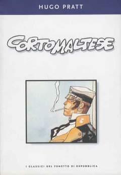 Copertina FUMETTO DI REPUBBLICA n.1 - CORTO MALTESE, L'ESPRESSO