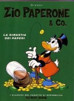 Copertina FUMETTO DI REPUBBLICA ORO n.3 - ZIO PAPERONE E CO., L'ESPRESSO
