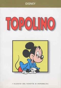 Copertina FUMETTO DI REPUBBLICA n.9 - TOPOLINO, L'ESPRESSO
