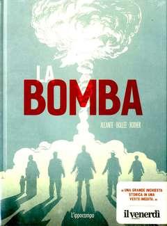 Copertina BOMBA n. - LA BOMBA, L'IPPOCAMPO