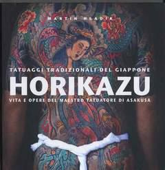 Copertina HORIKAZU n. - TATUAGGI TRADIZIONALI DEL GIAPPONE, L'IPPOCAMPO