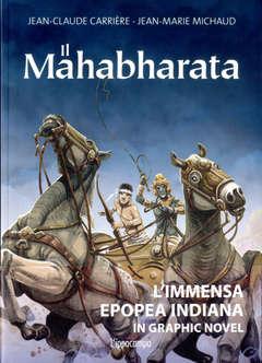 Copertina MAHABHARATA n. - IL MAHABHARATA, L'IPPOCAMPO