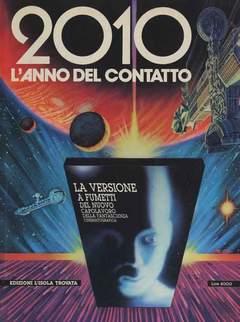 Copertina 2010 ANNO DEL CONTATTO n. - 2010, L'ANNO DEL CONTATTO, L'ISOLA TROVATA