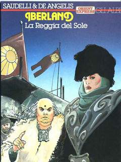 Copertina ALBI DI ORIENT EXPRESS n.2 - LA REGGIA DEL SOLE, L'ISOLA TROVATA