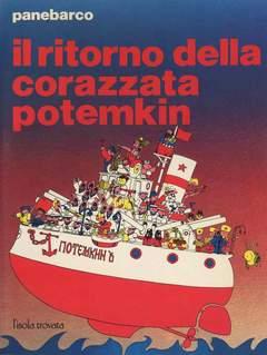 Copertina RITORNO DELLA CORAZZATA POTIOM n. - IL RITORNO DELLA CORAZZATA POTEMKIN, L'ISOLA TROVATA