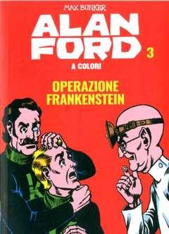 Copertina ALAN FORD A COLORI n.3 - ALAN FORD A COLORI           3, LA GAZZETTA DELLO SPORT