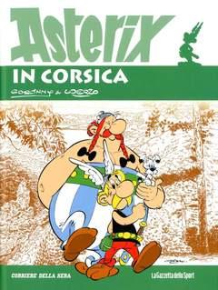 Copertina ASTERIX n.5 - ASTERIX IN CORSICA, LA GAZZETTA DELLO SPORT