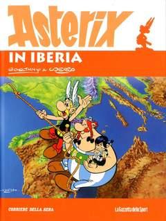 Copertina ASTERIX n.6 - ASTERIX IN IBERIA, LA GAZZETTA DELLO SPORT