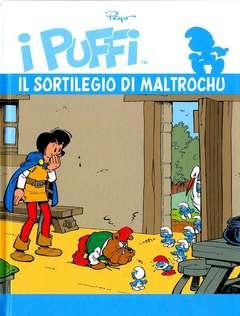 Copertina PUFFI n.10 - IL SORTILEGIO DI MALTROCHU, LA GAZZETTA DELLO SPORT