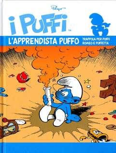 Copertina PUFFI n.11 - L'APPRENDISTA PUFFO/TRAPPOLA PER PUFFI/ROMEO E..., LA GAZZETTA DELLO SPORT