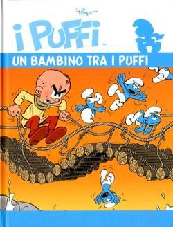 Copertina PUFFI n.40 - UN BAMBINO TRA I PUFFI, LA GAZZETTA DELLO SPORT