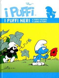 Copertina PUFFI n.1 - I PUFFI NERI/IL PUFFO VOLANTE/IL LADRO DI PUFFI, LA GAZZETTA DELLO SPORT