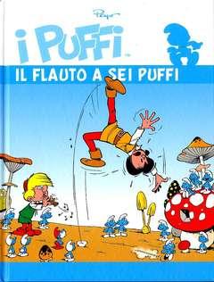 Copertina PUFFI n.3 - IL FLAUTO A SEI PUFFI, LA GAZZETTA DELLO SPORT