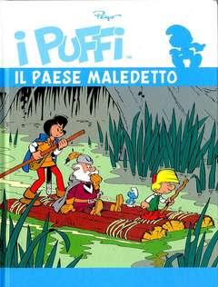 Copertina PUFFI n.5 - IL PAESE MALEDETTO, LA GAZZETTA DELLO SPORT