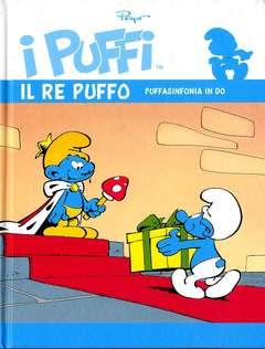 Copertina PUFFI n.2 - IL RE PUFFO/PUFFASINFONIA IN DO, LA GAZZETTA DELLO SPORT