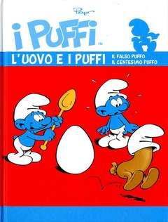 Copertina PUFFI n.6 - L'UOVO E I PUFFI/IL FALSO PUFFO/IL CENTESIMO PUFFO, LA GAZZETTA DELLO SPORT