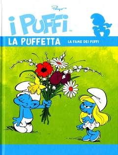 Copertina PUFFI n.4 - LA PUFFETTA/LA FAME DEI PUFFI, LA GAZZETTA DELLO SPORT