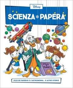 Copertina SCIENZA PAPERA n.23 - Pico De Paperis e l'astronomia  e altre storie, LA GAZZETTA DELLO SPORT