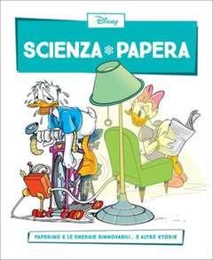Copertina SCIENZA PAPERA n.28 - Paperino e le energie rinnovabili  e altre storie, LA GAZZETTA DELLO SPORT