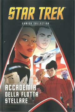 Copertina STAR TREK COMICS COLLECTION n.8 - ACCADEMIA DELLA FLOTTA STELLARE, LA GAZZETTA DELLO SPORT
