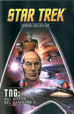 Copertina STAR TREK COMICS COLLECTION n.5 - TNG: NEL MEZZO DEL CAMMINO, LA GAZZETTA DELLO SPORT
