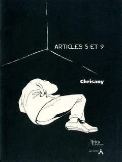 Copertina ARTICLES 5 ET 9 n. - ARTICLES 5 ET 9, LAI MOMO