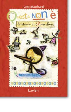 Copertina ALTRE PICCOLE PESTI n.2 - QUESTA NON E' LA STORIA DI PINOCCHIO, LAVIERI