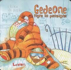 Copertina I gattini n. - GEDEONE TIGRE IN PENSIONE, LAVIERI