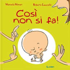 Copertina I MONELLI n.1 - COSI' NON SI FA!, LAVIERI