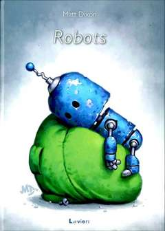 Copertina ROBOTS n. - ROBOTS, LAVIERI