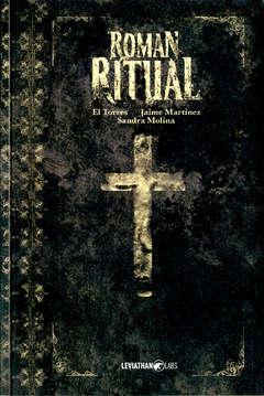 Copertina ROMAN RITUAL n. - ROMAN RITUAL, LEVIATHAN LABS